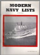 Modern Navy Lists (1982) by Chris Shaw